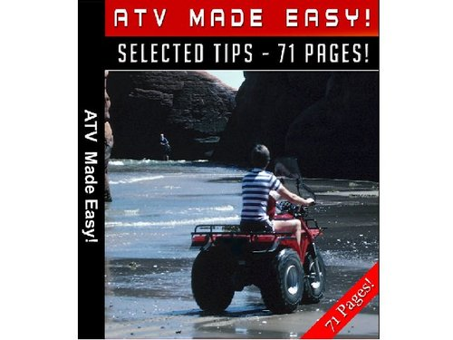 Product picture ATV Made Easy