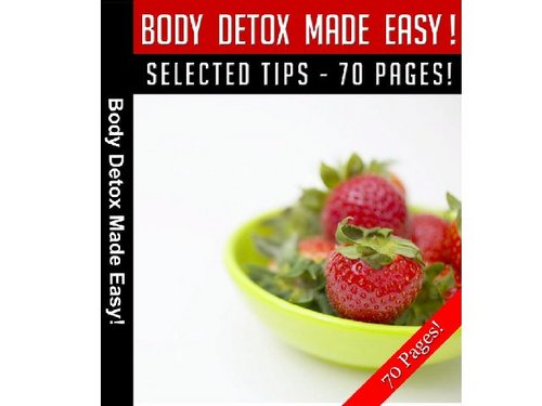 Product picture Body Detox Made Easy PDF